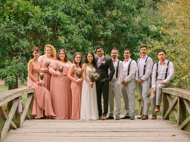 Chandra and Eliana's wedding in Vancouver, British Columbia 44