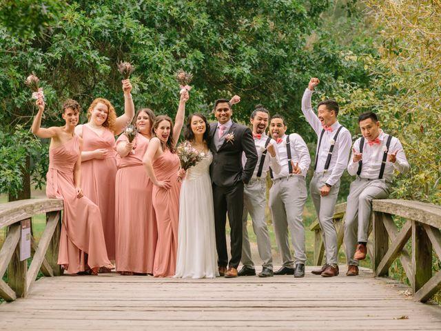 Chandra and Eliana's wedding in Vancouver, British Columbia 45