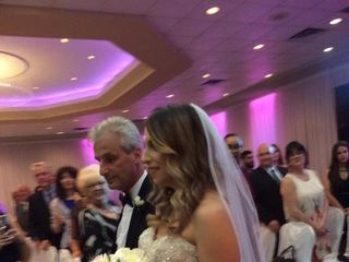 The wedding of Pierro Rompre and Kellie Zaccardelli 2