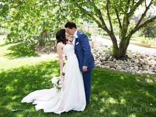 The wedding of Stacey and Ryan