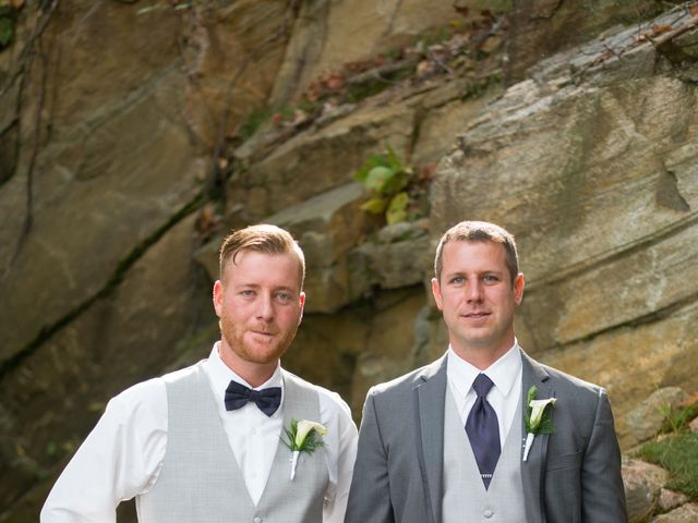 Jeff and Laura's wedding in Algonquin Highlands, Ontario 53
