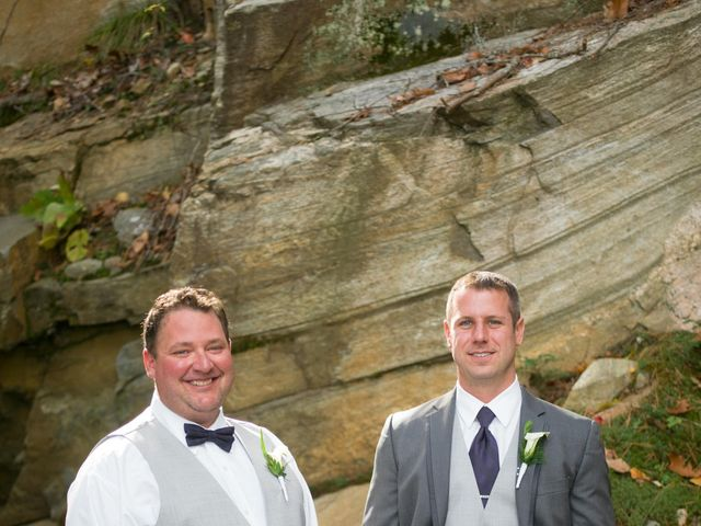 Jeff and Laura's wedding in Algonquin Highlands, Ontario 57