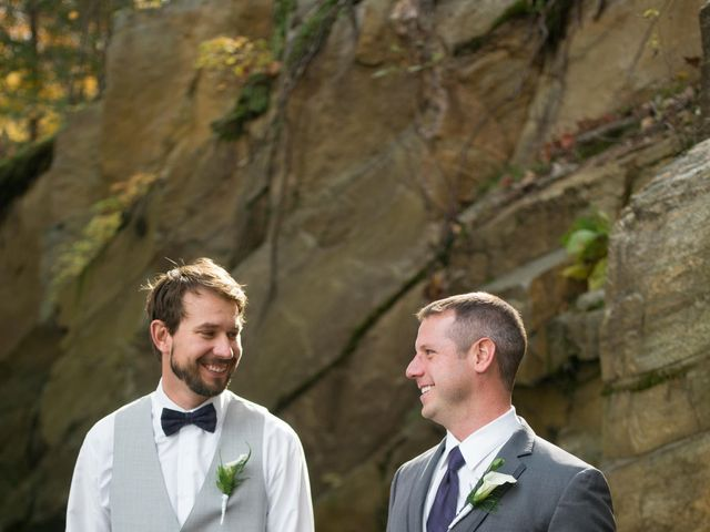 Jeff and Laura's wedding in Algonquin Highlands, Ontario 59