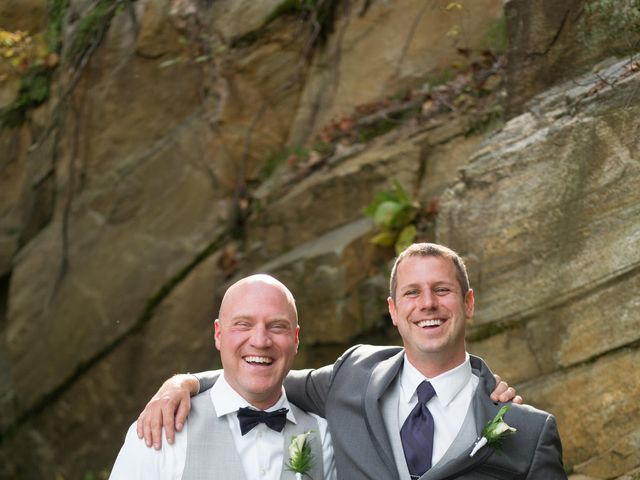 Jeff and Laura's wedding in Algonquin Highlands, Ontario 63