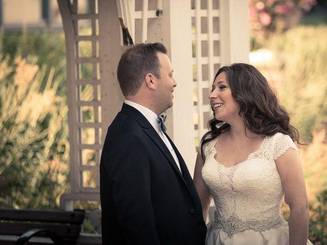 The wedding of Deborah and Noah