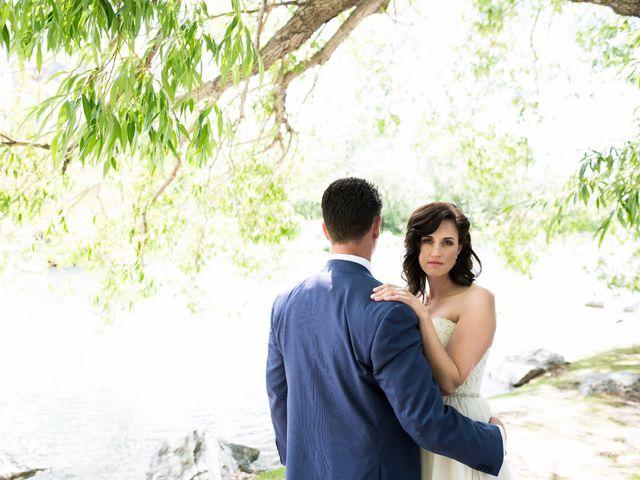 Ryan and Stacey's wedding in Calgary, Alberta 15