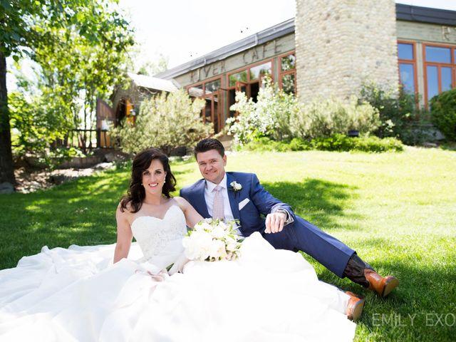 Ryan and Stacey's wedding in Calgary, Alberta 17