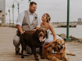 The wedding of Meg and Greg 3