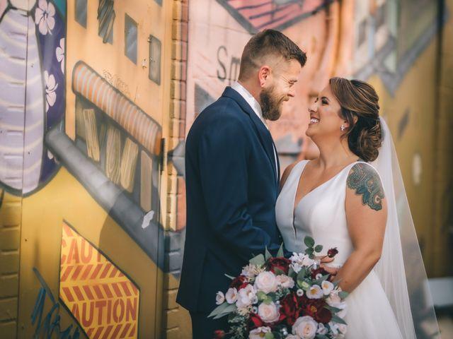 Lindsey and Geoff's wedding in Windsor, Ontario 5