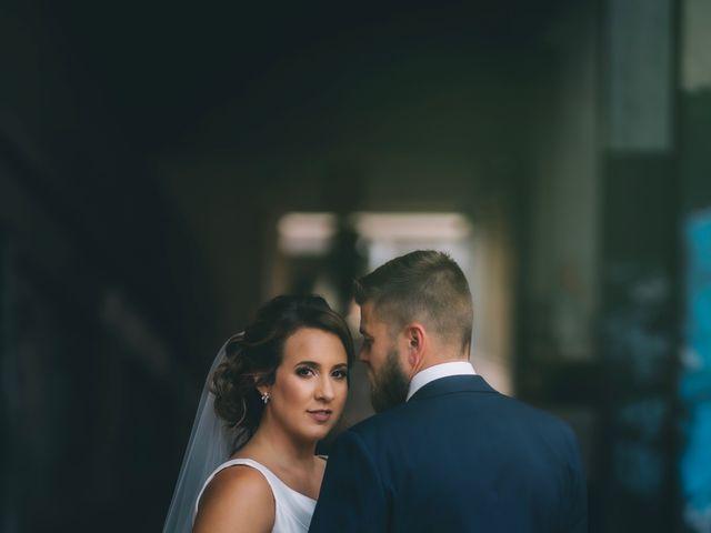 Lindsey and Geoff's wedding in Windsor, Ontario 6
