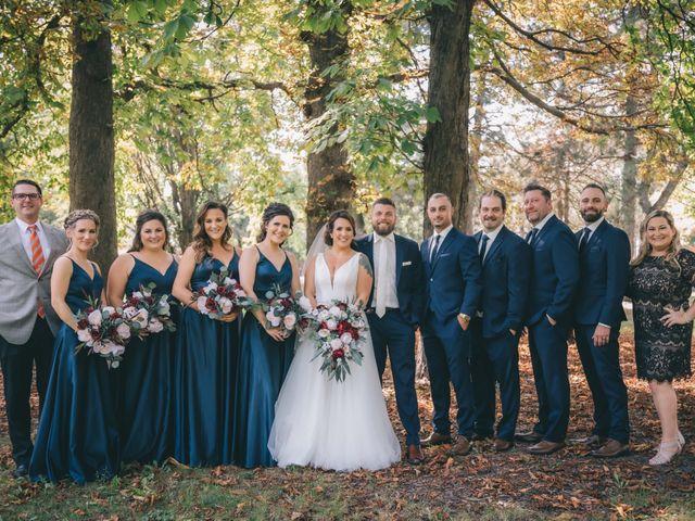 Lindsey and Geoff's wedding in Windsor, Ontario 8