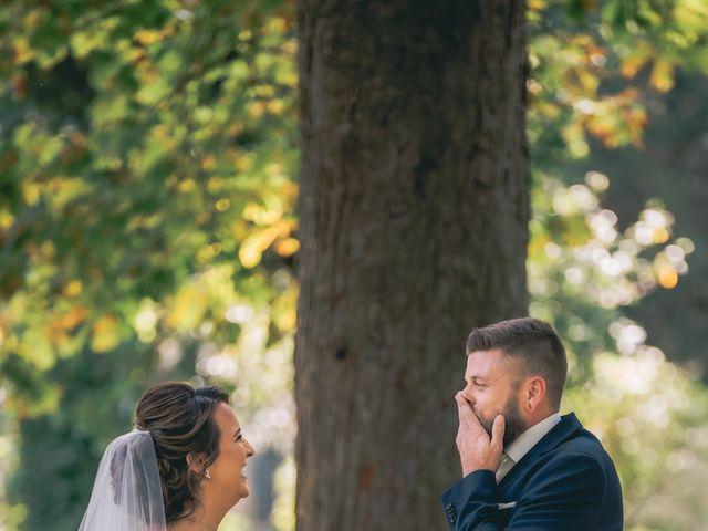 Lindsey and Geoff's wedding in Windsor, Ontario 14
