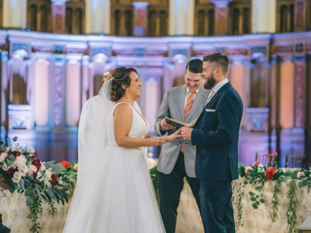 Lindsey and Geoff's wedding in Windsor, Ontario 22