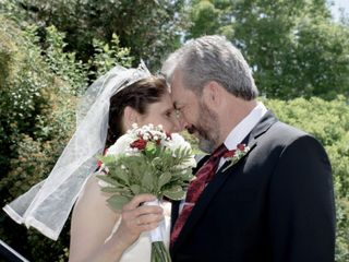 The wedding of Beth and Peter