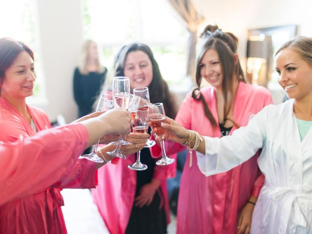 Codi and Ashley's wedding in Ingersoll, Ontario 8