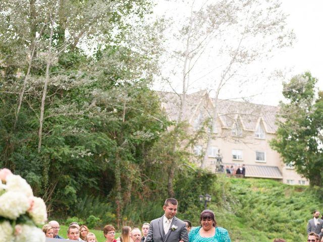 Codi and Ashley's wedding in Ingersoll, Ontario 56