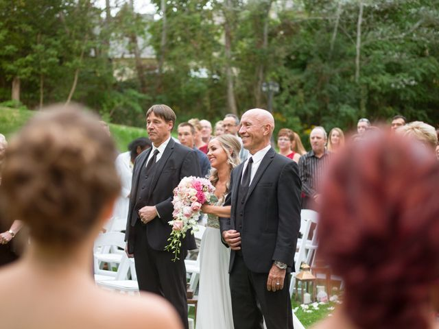 Codi and Ashley's wedding in Ingersoll, Ontario 61