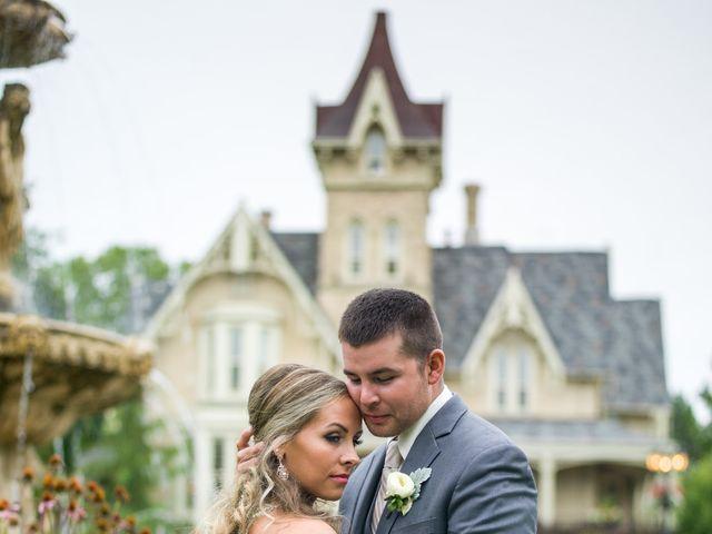 Codi and Ashley's wedding in Ingersoll, Ontario 80