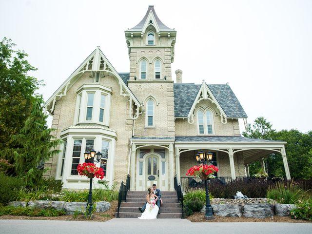 Codi and Ashley's wedding in Ingersoll, Ontario 81