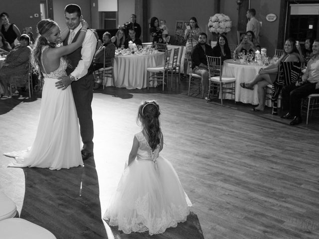 Codi and Ashley's wedding in Ingersoll, Ontario 90