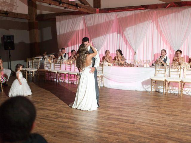 Codi and Ashley's wedding in Ingersoll, Ontario 92