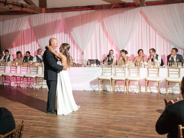 Codi and Ashley's wedding in Ingersoll, Ontario 93