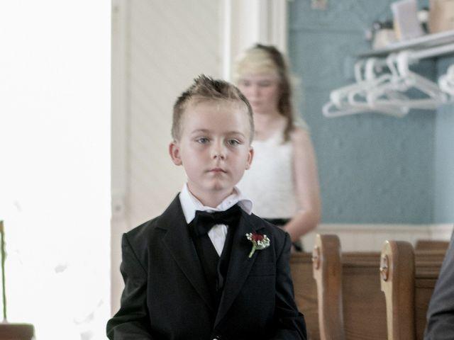 Peter and Beth's wedding in Belleville, Ontario 7