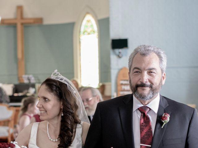 Peter and Beth's wedding in Belleville, Ontario 11