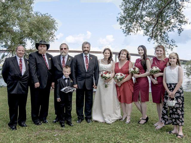 Peter and Beth's wedding in Belleville, Ontario 2