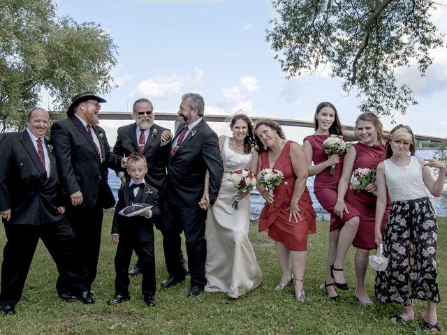 Peter and Beth's wedding in Belleville, Ontario 21