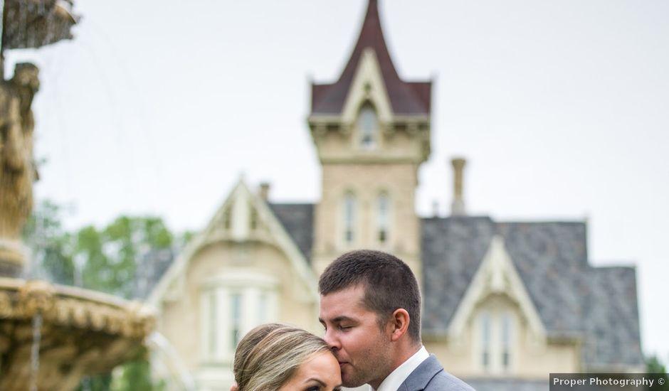 Codi and Ashley's wedding in Ingersoll, Ontario