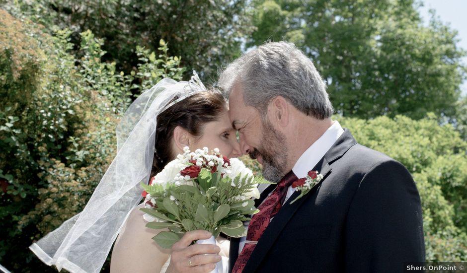 Peter and Beth's wedding in Belleville, Ontario
