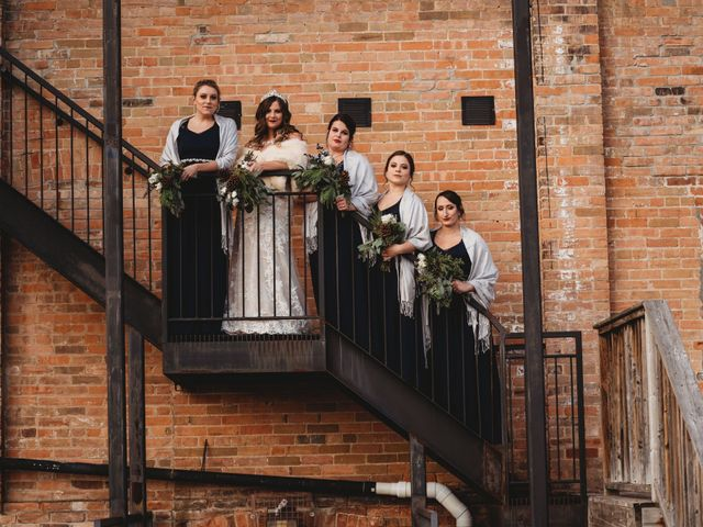 Steve and Beth's wedding in Alliston, Ontario 5