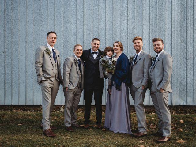 Steve and Beth's wedding in Alliston, Ontario 7