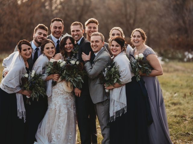 Steve and Beth's wedding in Alliston, Ontario 10