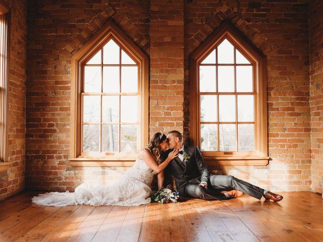 Steve and Beth's wedding in Alliston, Ontario 13