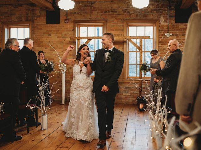 Steve and Beth's wedding in Alliston, Ontario 14