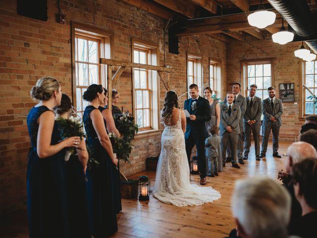 Steve and Beth's wedding in Alliston, Ontario 15