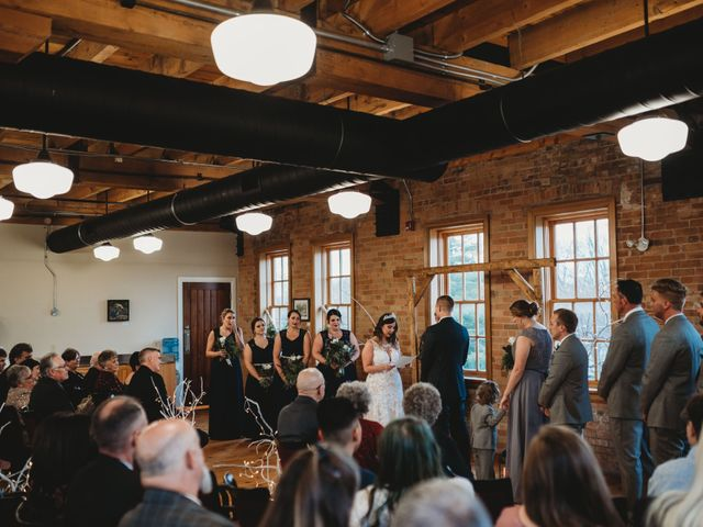 Steve and Beth's wedding in Alliston, Ontario 16