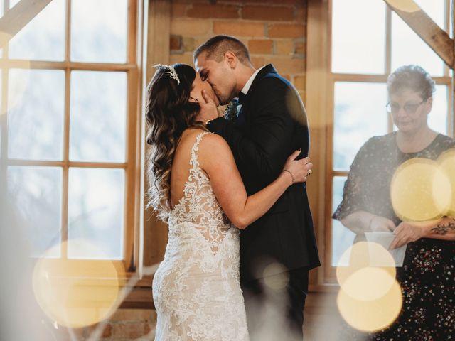 Steve and Beth's wedding in Alliston, Ontario 17