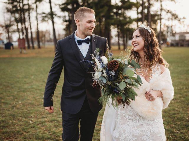Steve and Beth's wedding in Alliston, Ontario 19