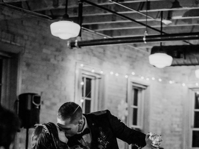 Steve and Beth's wedding in Alliston, Ontario 20