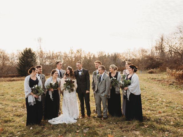 Steve and Beth's wedding in Alliston, Ontario 21