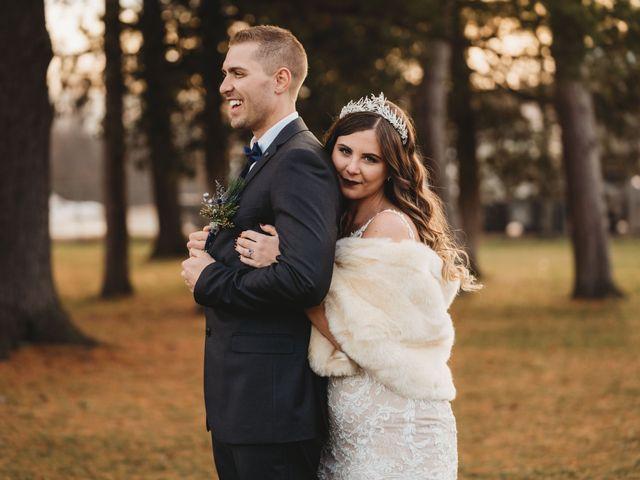 Steve and Beth's wedding in Alliston, Ontario 24