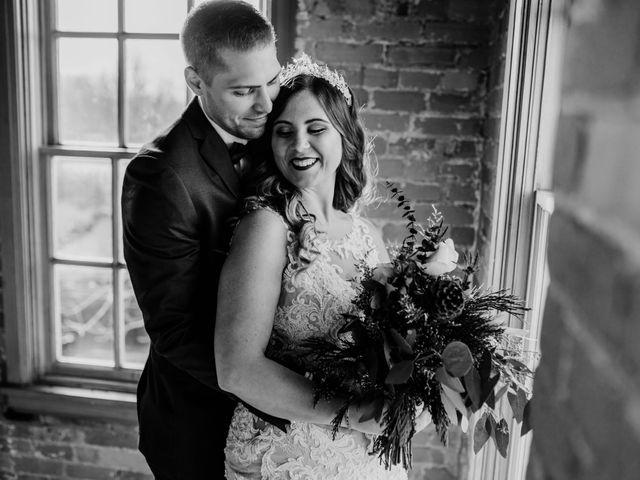 Steve and Beth's wedding in Alliston, Ontario 27