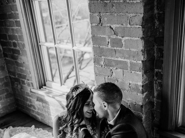 Steve and Beth's wedding in Alliston, Ontario 29