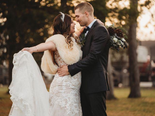 Steve and Beth's wedding in Alliston, Ontario 30