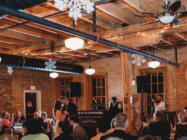 Steve and Beth's wedding in Alliston, Ontario 32