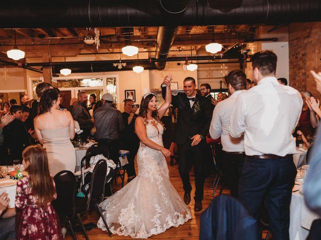 Steve and Beth's wedding in Alliston, Ontario 33