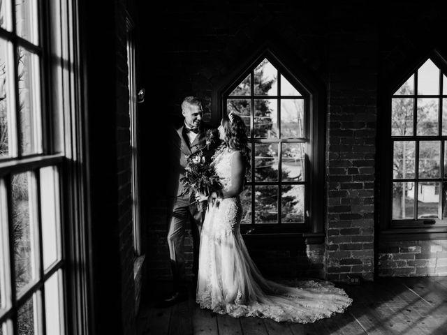 Steve and Beth's wedding in Alliston, Ontario 34